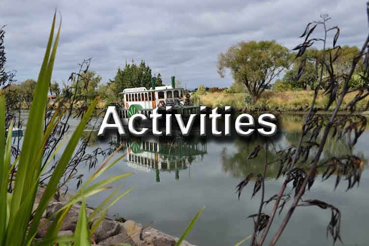 Kaiapoi things to do