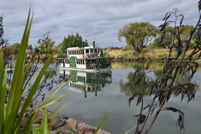 Kaiapoi River Queen